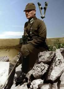 Mustafa Kemal in the Army