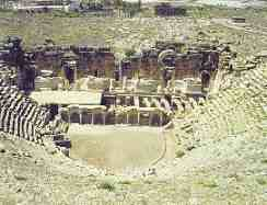 Hierapolis ancient theater