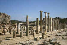 Agora of Magnesia ad Meandrum